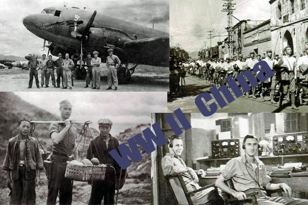 Naval Group China - SACO 1945